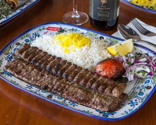 Soltani kebab